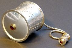 Barrel Shaped Tea Infuser - One of a Kind