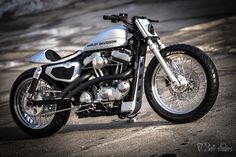Harley Sportster - Bull Cycles