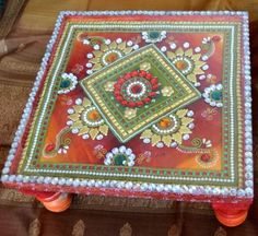 craftandyou | Traditional Chowki
