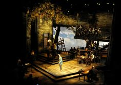 To Kill a Mockingbird. Milwaukee Repertory Theater. Scenic design by Kevin Depinet.