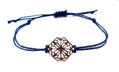 String Bracelet - Henna Design