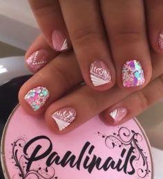 Templates, Polish Nails, Hair Masks Homemade, Short Nail Manicure, Nail Art Designs, Fingernail Designs