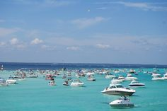 Crab Island fun things to do with kids in destin florida