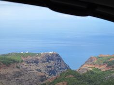 Kauai -- from the helicopter