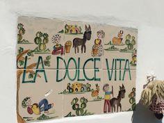 La Dolce Vita! Si! Andiamo! Let's go to #Italy...together!