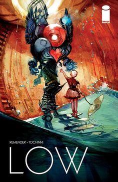 Comic Review: Low #1 (Image Comics)
