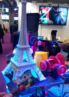 Des impressions 3D Impression 3d, Paris, Living Room, 3d Printing, Montmartre Paris, Paris France