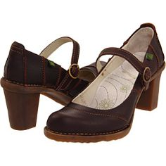 El Naturalista Duna N521 heels