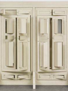 Mary Miss. Arrivals and Departures: 100 Doors. Interior Windows, Painting On Wood, Tall Cabinet Storage, Mary, Doors, Detail, Furniture, Home Decor
