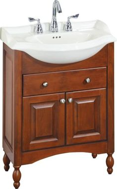 Shallow Depth Bathroom Vanity Solutions For Narrow Bathrooms In 2019