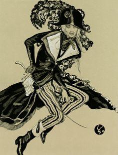 Русско-английский художник Ваня Журавлев
