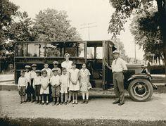 School bus, Ranke Sc