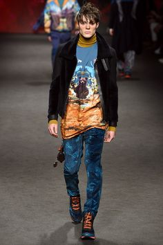 Etro Fall 2017 Menswear Collection Photos - Vogue