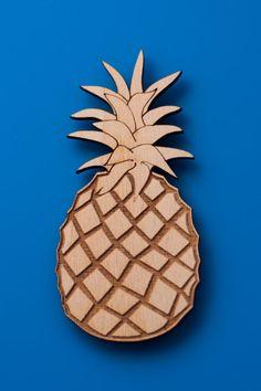 Pineapple magnet.