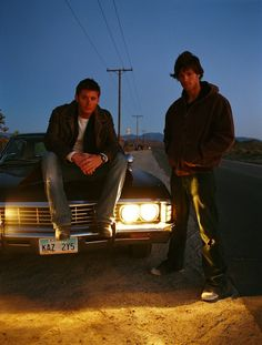 Jensen Ackles & Jared Padalecki as Dean & Sam Winchester | Season 1