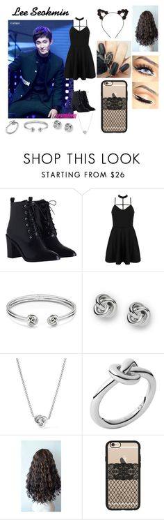 """""""Lee Seokmin (DK)"""" by itz-meh-liz on Polyvore featuring Zimmermann, WithChic, FOSSIL, Michael Kors, Casetify and Charlotte Russe"""