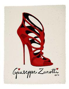 Griselda Sastrawinata: Red Zanotti