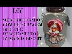 DIY-POTE  DE GIRASSOL EM BISCUIT BY MARCIA BISCUIT - YouTube
