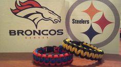 Sports Team bracelets by bcmitchell18 on Etsy, $5.00