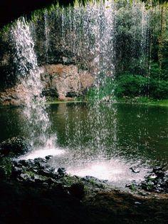 Killen Falls, Byron Bay, Australia | http://www.viewretreats.com/byron-bay-luxury-accommodation?param=true #travel