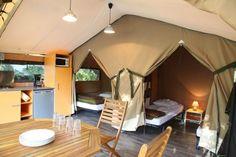 Tent Lodge HEGOA - CAMPING ATLANTICA