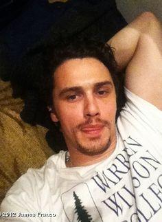 James Franco. Selfie King <3