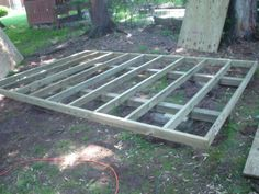 How to Build a 12x20 Shed Floor Concrete Construction and Woods