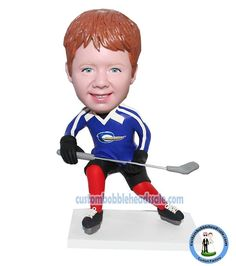 Custom Hockey Player Bobblehead Shop our large selection of Christmas gifts starting at $65 , Unique Christmas designs.GIFTS FOR HIM Searching for the perfect Christmas gifts for him? Look no further! Our ample selection of gifts will leave you spoilt for choice.