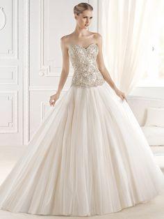 Brautkleider von Top-Marken | miss solution Bildergalerie - Eriadu by LA SPOSA