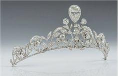 The Royal Order of Sartorial Splendor: Tiara Thursday: The Lannoy Tiara