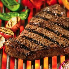 Add a little Montreal Steak Seasoning for an easy way to give steak restaurant quality flavor.