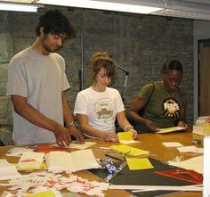 minnesota center for book arts  #minnesota #mcba #minnesotabookarts #bookmaking #books #bookarts #artist