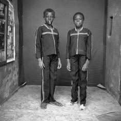 Doubles portraits d'Afrique - Africa Double Portraits: El Hadj Tidiani Shitou