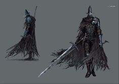 View an image titled 'The Abyss Watchers Art' in our Dark Souls III art gallery featuring official character designs, concept art, and promo pictures. Dark Souls Armor, Arte Dark Souls, Dark Fantasy, Fantasy Armor, Armor Concept, Concept Art, Soul Saga, Dark Blood, Fan Art