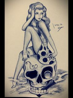 Old School Pin Up Girls   Pin up Girl by Eason41 on deviantART Im getting that fasho