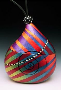 "Kathleen Dustin - Why does she make beautiful objets d'art and not sculpture? It's so we can engage with and carry her wonderful purses and jewelry. ""Plus, it shows what a marvelous person you are.""  Smithsonian Craft2Wear, Oct 1-3, 2015, Washington, DC. http://swc.si.edu/craft2wear"