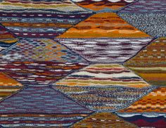 Accent Color for Kilim Beige | Shop » Home Decor » Rugs » 3 x 4 Multi-Colored Moroccan Wool Kilim