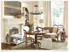 [get the look: genova dining room]  I ballarddesigns.com