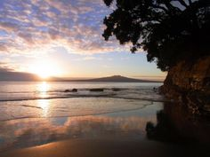 Takapuna, Auckland Long White Cloud, Visit New Zealand, The Other Side, Auckland, Globe, Adventure, Sunset, Country, Beach