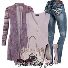 Feminine pastel outfits collection