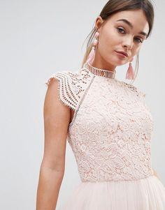 6e7ce571541 Needle   Thread Cami Strap Midi Dress with Open Back