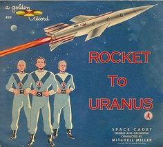 rocket to Uranus