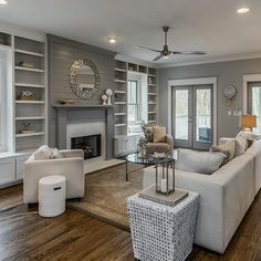 Grey Is A Very Popular Color These Days It Seems That Almost Every Time I Go To Consult The Client Looking For