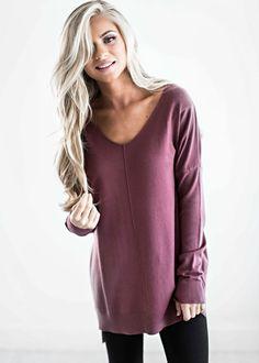 burgundy sweater, fall fashion, sweaters, womens fashion, style, shop jessakae