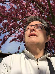 #Hanami (et #selfies !) au parc floral de PARIS http://www.pariscotejardin.fr/2015/04/hanami-au-parc-floral-de-paris/