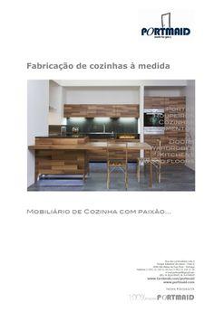 Mobiliário de cozinha com paixão