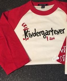Kindergartener I am