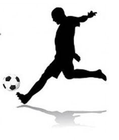 siluetas de futbol - Buscar con Google