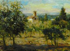 Leonard Wren | Impressionist 2 / Expressionist 2 Paintings | Pinterest