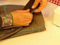 Unterstützend zu Jeanettes Hosen-Reißverschluss-Anleitung auf www.farbenmix.de gibt es nun dieses Video. Probiert es aus - es ist nicht schwer.